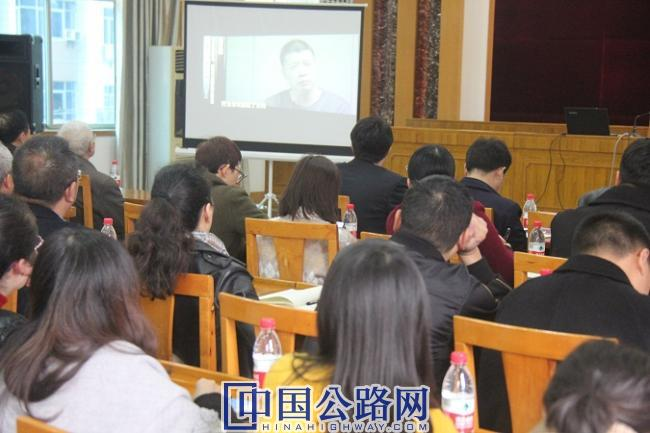 Tan Lunfu, Secretary of transportation Party committee of Dazu District, talks about party lecture (map)