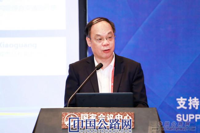 图2-北京市交通委员会副主任王兆荣出席2018年智慧城市国际交通论坛并致辞。.png