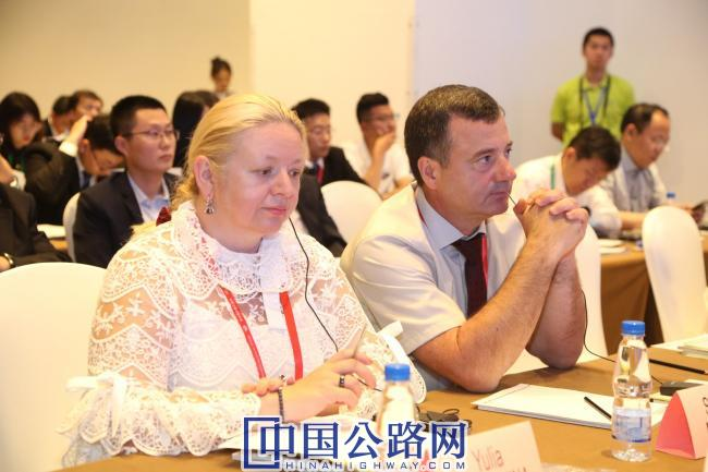 """8-研讨会的听众也覆盖了""""一带一路""""的重要国家.JPG"""