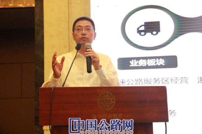 ▲图5:浙江省商业集团有限公司副总经理朱忠华.JPG