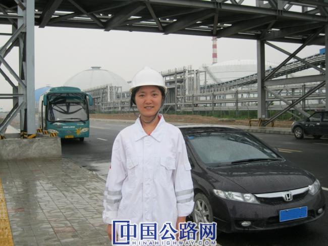 赵奇志在港口作业区进行30万吨油码头前期调研工作 (1).jpg
