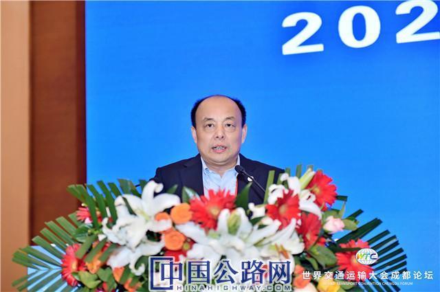 2-中国公路学会副理事长兼秘书长刘文杰致辞.jpg